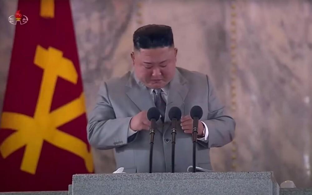 Kim Jong- un