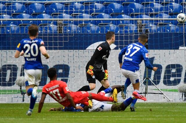 337457_Augsburgo vs Schalke 04