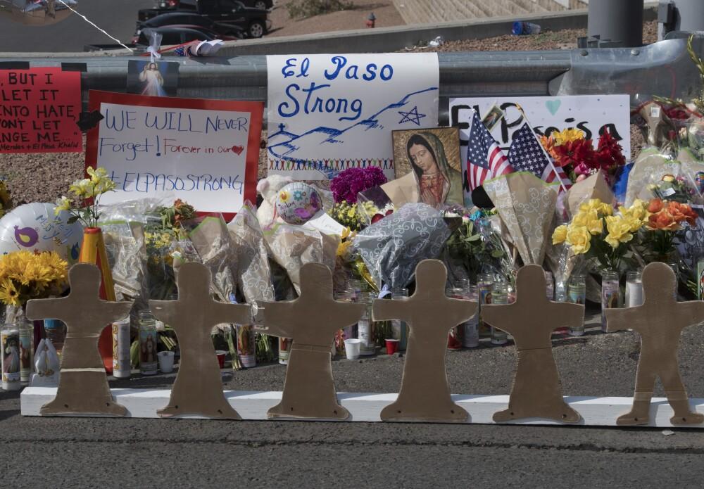 340385_Tiroteo en El Paso - AFP