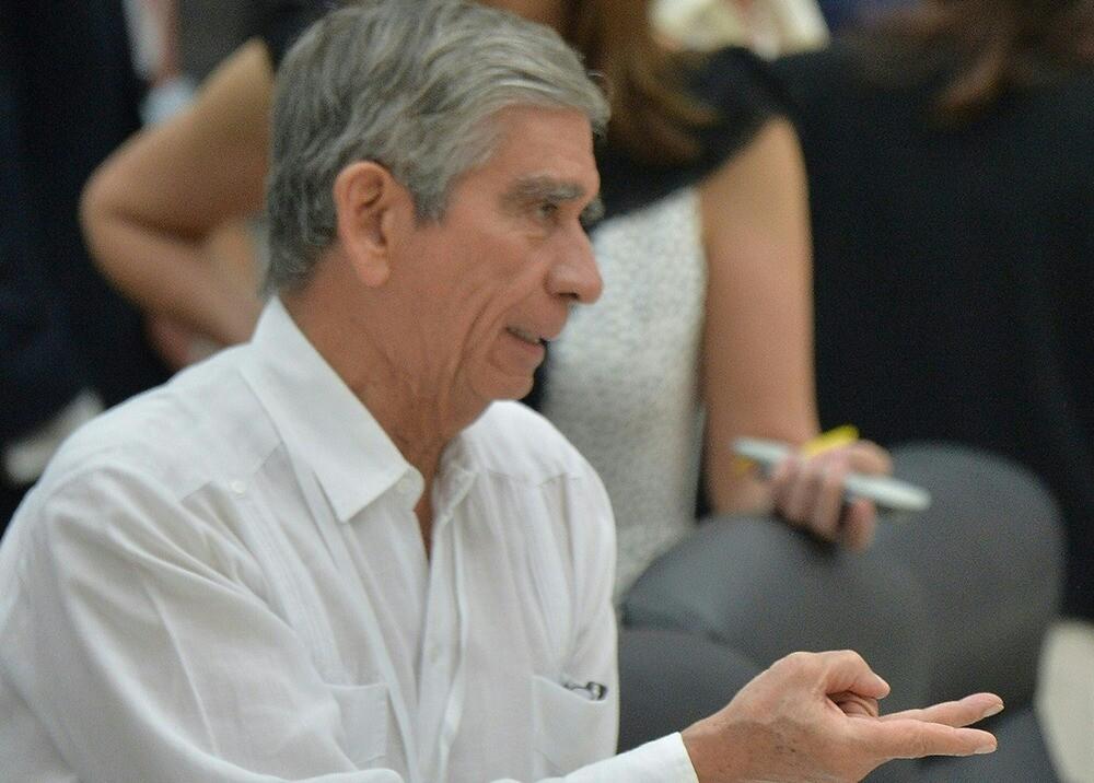 General (r) Jorge Mora Rangel