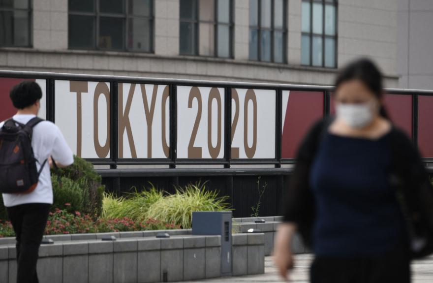 Tokio tuvo repunte de casos de COVID-19 a dos semanas de los Juegos Olímpicos.