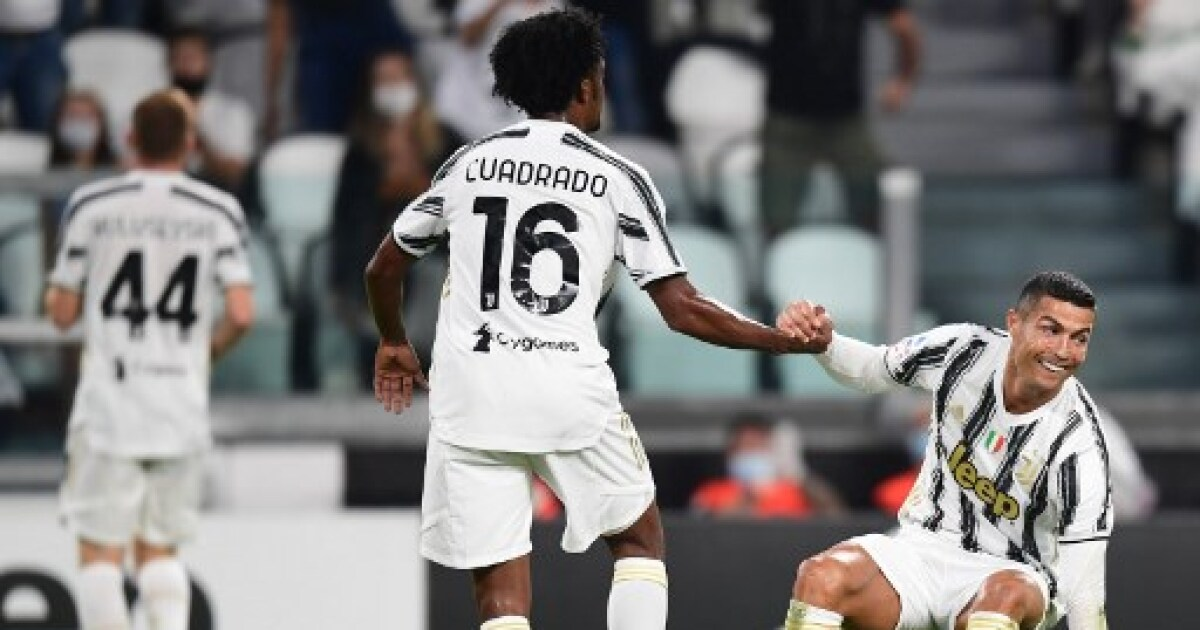 """Juan Guillermo Cuadrado admitió que Juventus """"echa de menos a Cristiano Ronaldo"""""""