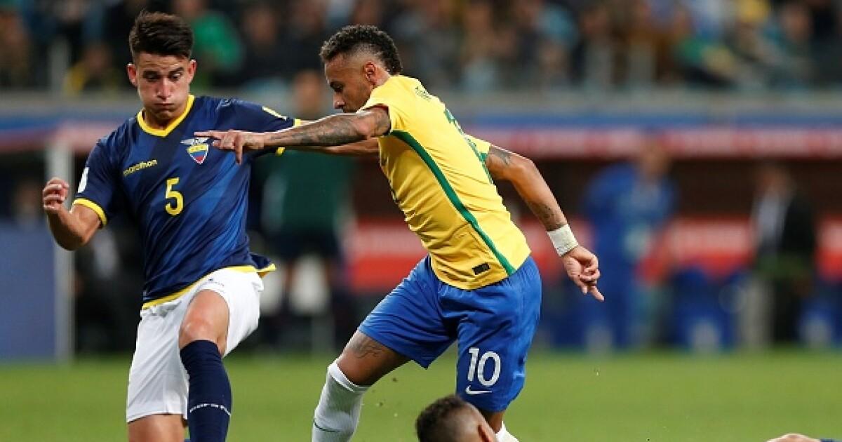 Brasil vs. Ecuador, EN VIVO: hora y dónde ver el partido por televisión