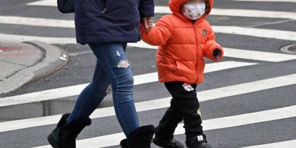 366903_Coronavirus en niños // Foto: imagen de referencia AFP