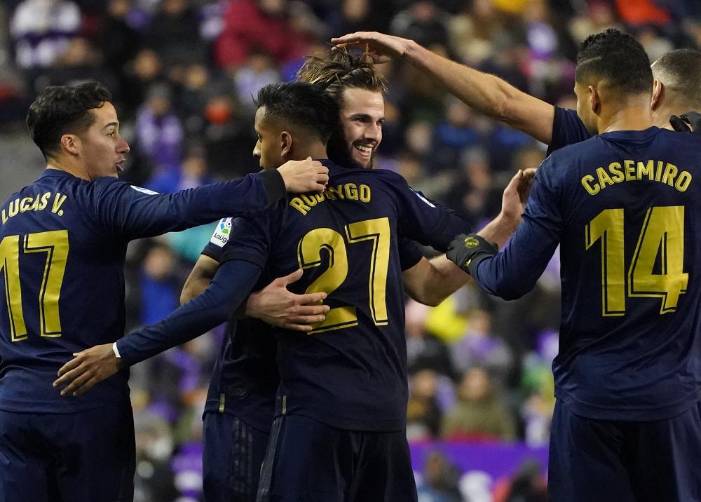 353664_BLU Radio. Real Madrid // Foto: AFP