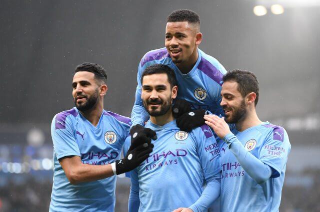 332852_Celebración Manchester City.