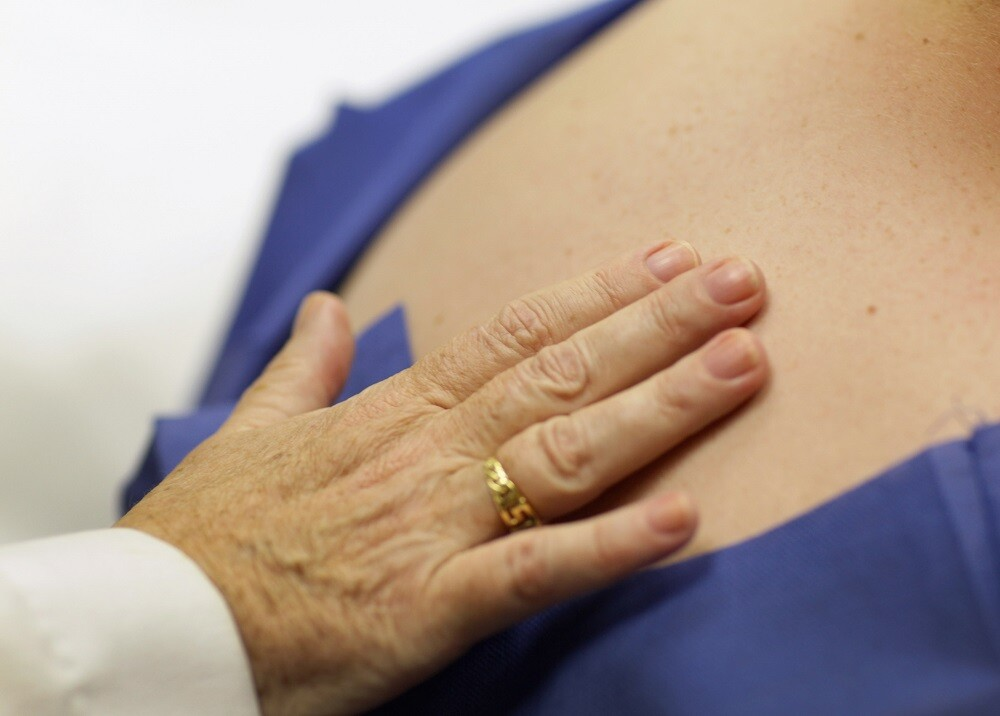 334787_BLU Radio. Examen dermatológico - Referencia // Foto: AFP