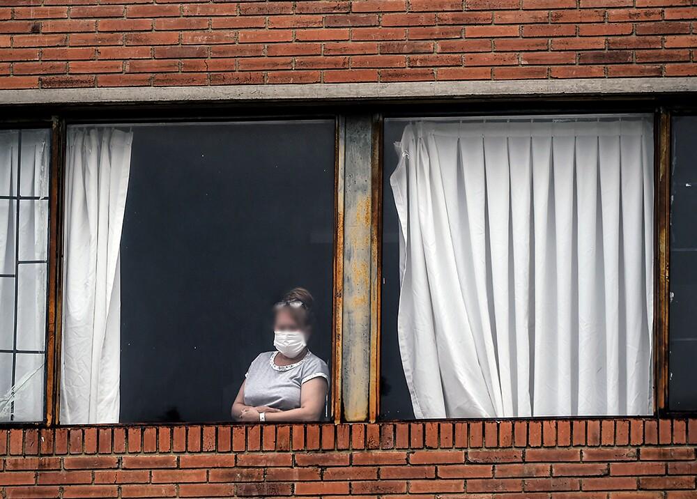 373891_Pico y cédula en Bogotá // Foto: AFP