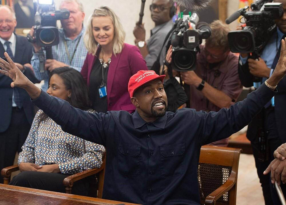 371230_Kanye West // Foto: AFP