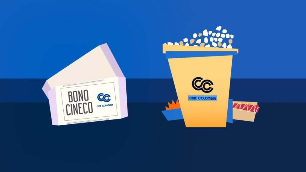 Cine Colombia confirma nuevas fechas de vencimiento de bonos Cineco