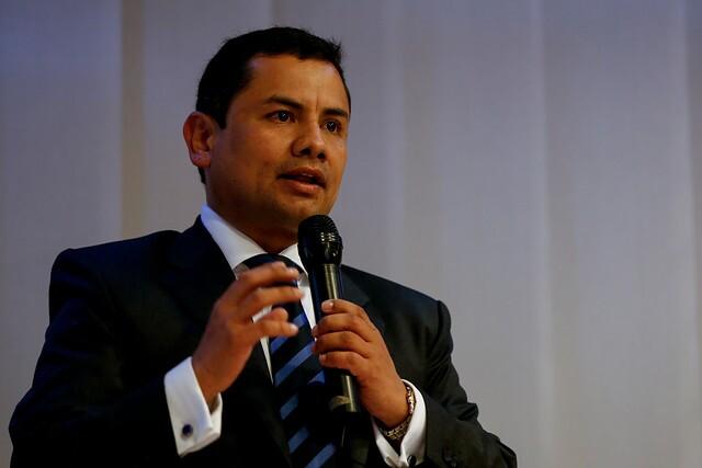 Rafael Guarín, consejero presidencial para la seguridad nacional