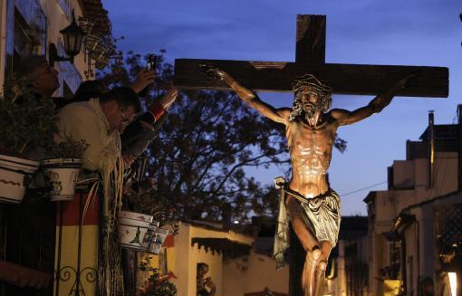 Jesús / Foto referencia: AFP