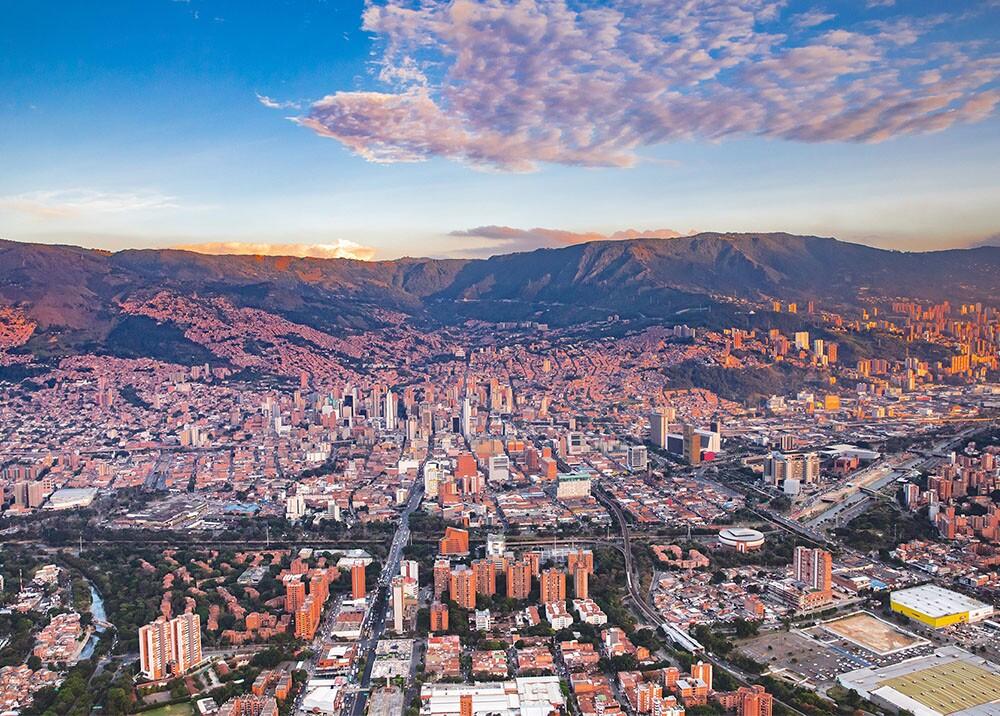 336321_BLU Radio. Medellín / Foto: Alcaldía de Medellín