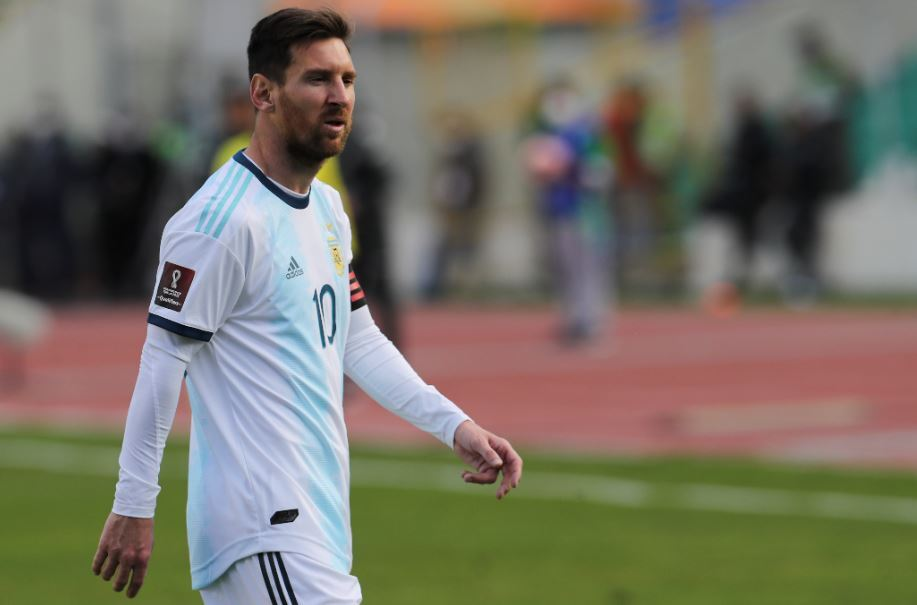 messi argentina eliminatorias afp.JPG