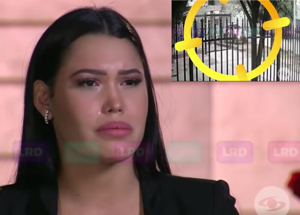 15000_La Kalle - Video del atropello de Juan Mindiola a Ana del Castillo - Foto Caracol TV