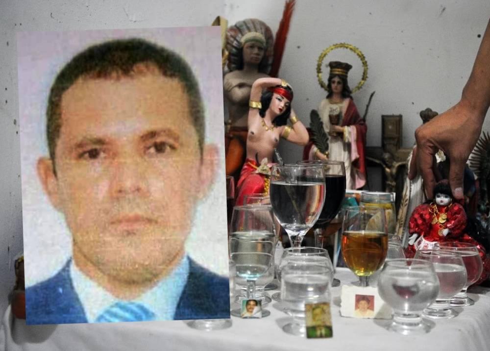 Michel José Puche Ribón, falso brujo acusado de abuso sexual
