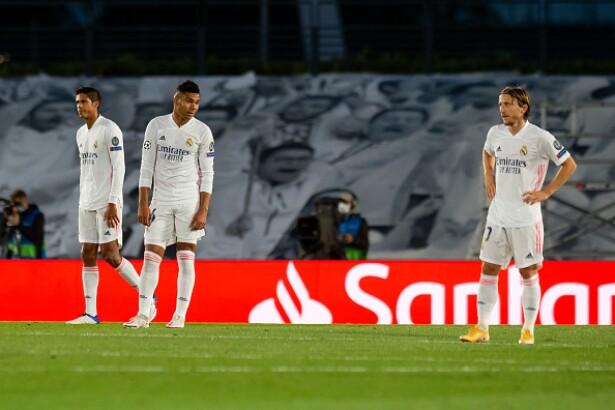 Vea el autogol de Raphael Varane hoy Real Madrid vs Shakhtar Donetsk, en la  Champions League