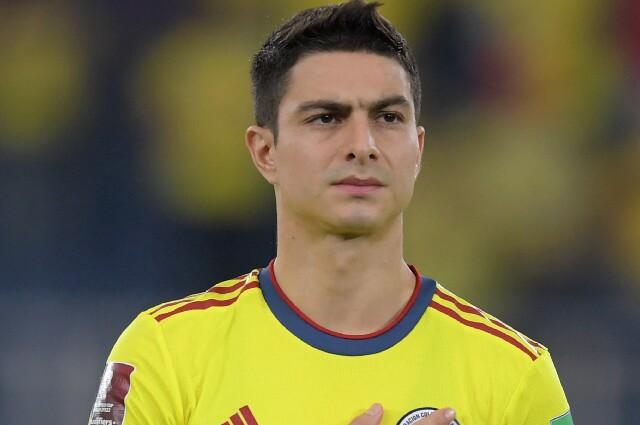 Stefan Medina, en la Selección Colombia
