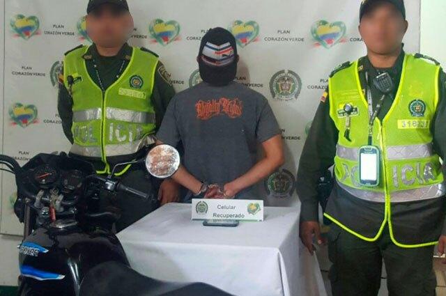 Policía Medellín