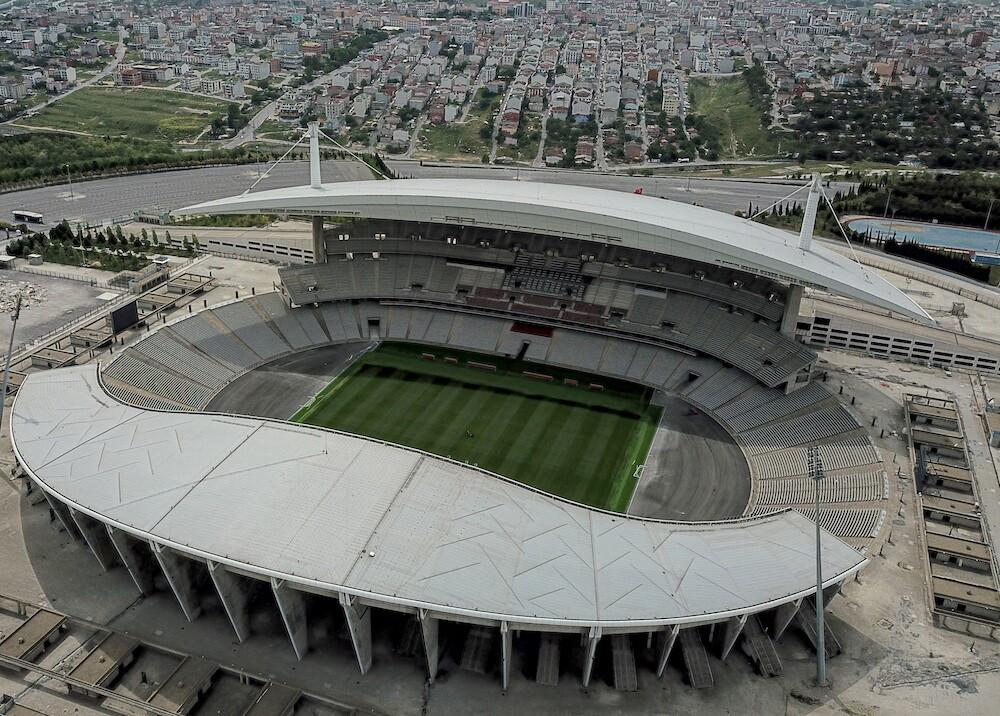 365516_Estadio olímpico Atatürk / Foto: AFP