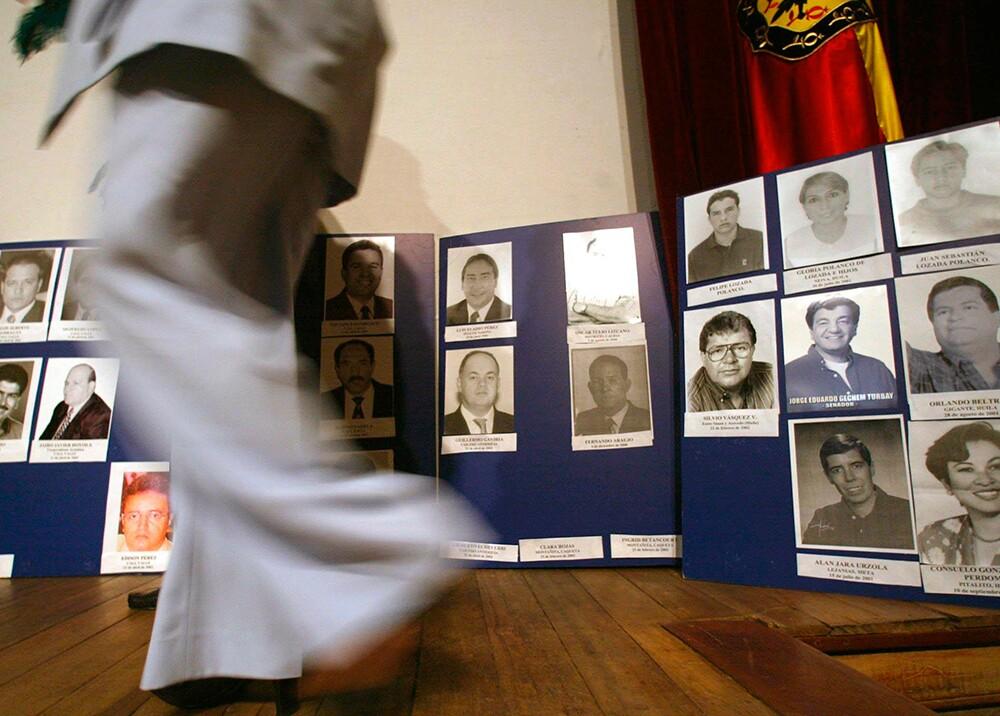 Farc ante la JEP para responder por secuestros // Foto: archivo AFP