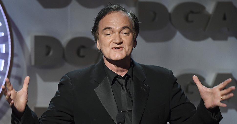 Quentin Tarantino menciona las mejores películas de todos los tiempos
