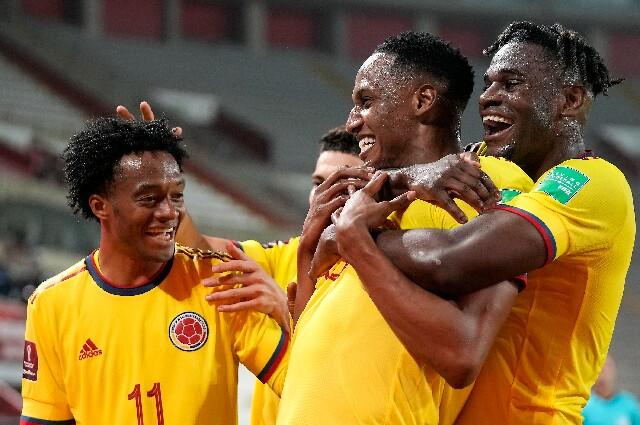 Selección Colombia previo a la Copa América