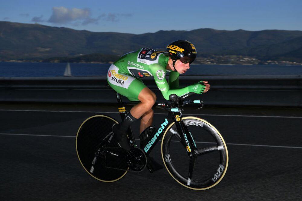 Primoz Roglic - etapa 13 la Vuelta a España