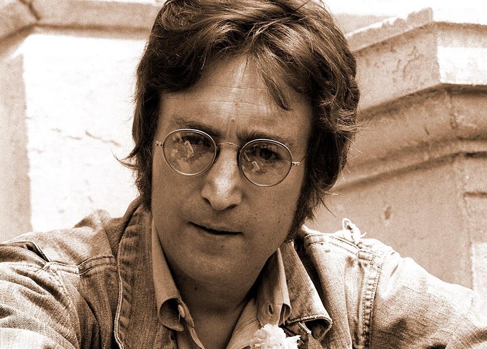 John Lennon : Foto archivo AFP.jpeg