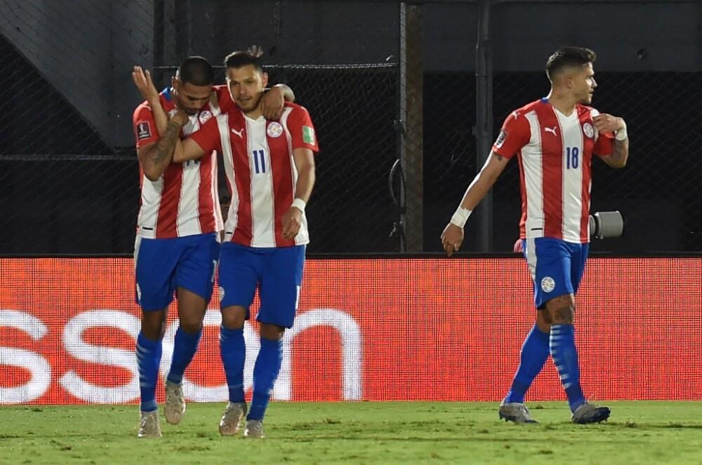 Paraguay vs Venezuela
