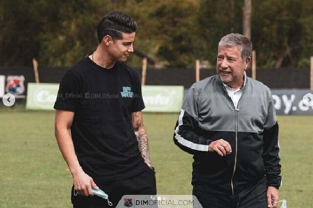James-Rodriguez-y-Hernan-Dario-Gomez