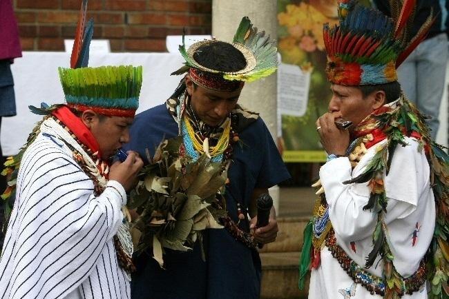 Lenguas nativas de Colombia