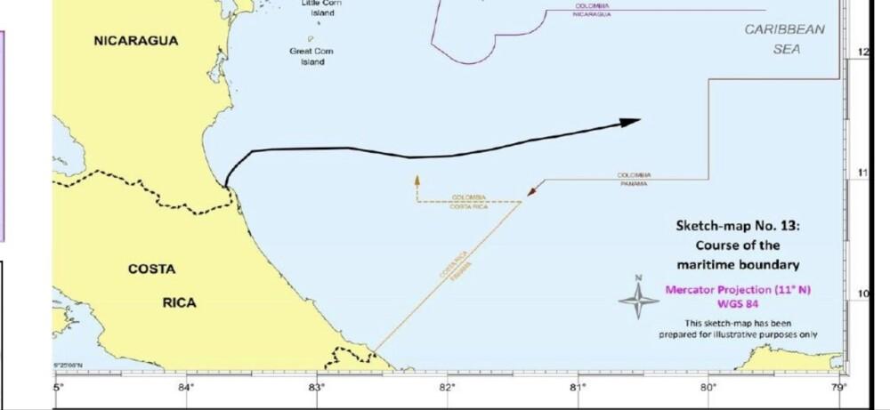 300308_Advierten sobre pérdida de jurisdicción marítima de Colombia por sentencia de CIJ - Foto: Sentencia