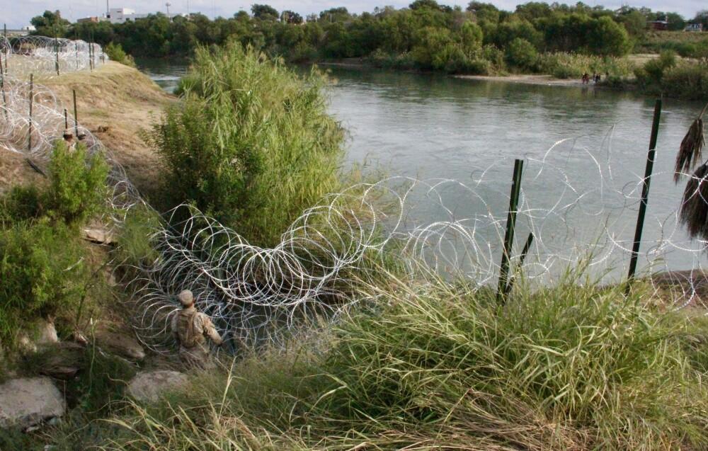 Frontera USA - México
