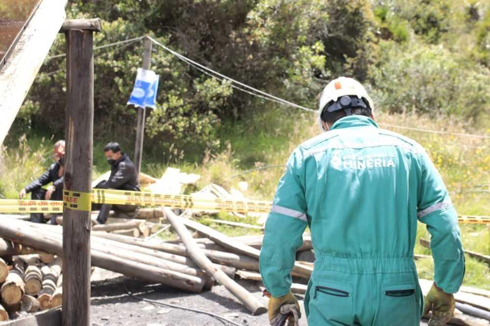 375018_Rescate de Mineros / Foto: Gobernación de Cundinamarca