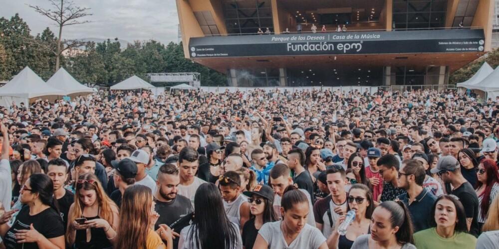 Medellín Music Week