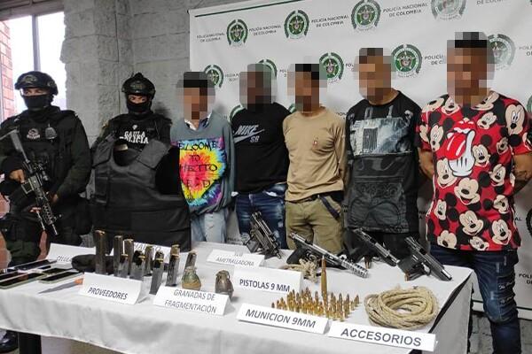 Capturados por secuestro de abogado en Medellín.jpg