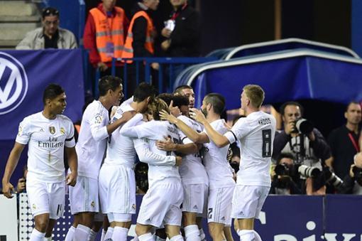 23629_Real Madrid / Foto: AFP
