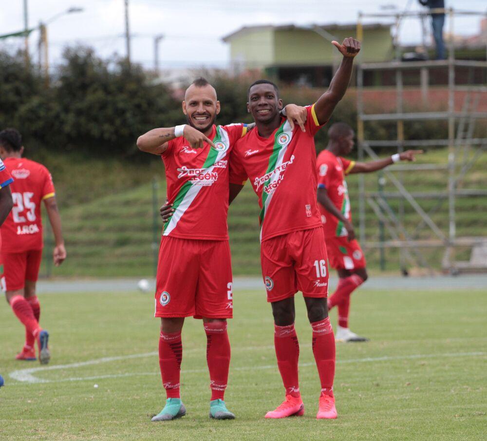 Fabio Delgado, nuevo jugador de Independiente Santa Fe. Dimayor.jpeg