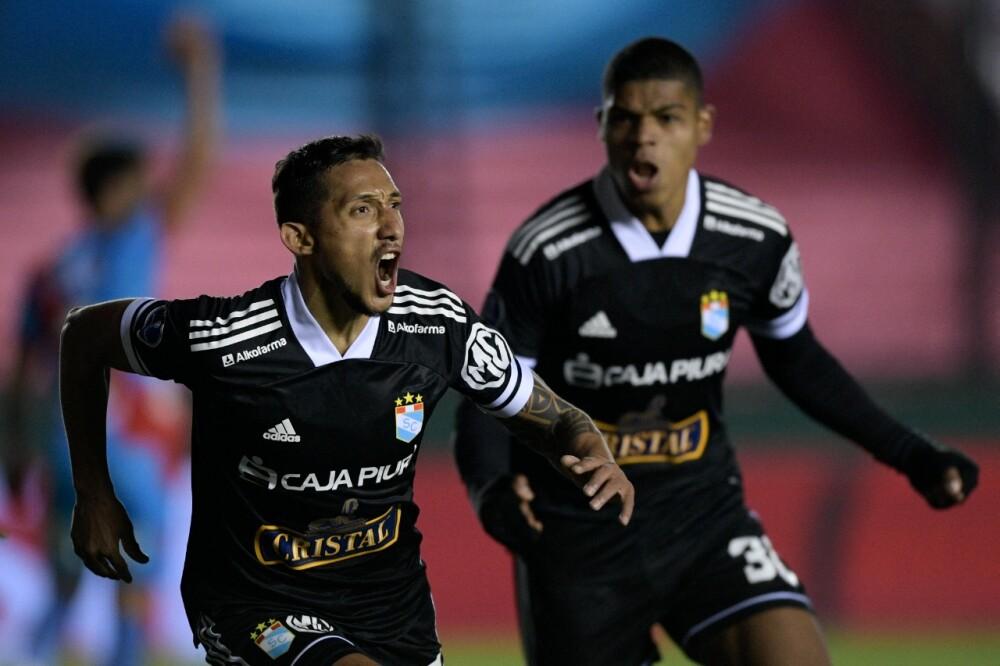 Sporting Cristal AFP.
