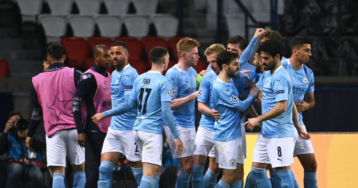 Crystal Palace vs Manchester City: alineaciones, mejores jugadas y estadísticas de los jugadores