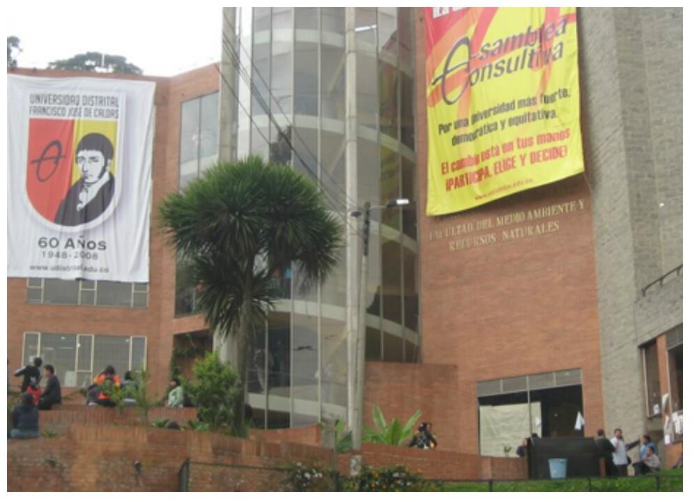 273145_BLU Radio // Universidad Distrital // Foto: Universidad Distrital