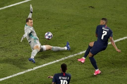 Neuer vs Mbappé