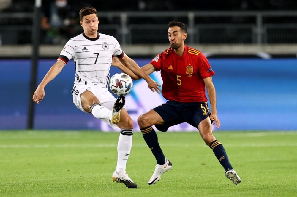 Alemania vs. España
