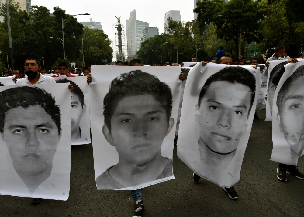 Estudiantes desaparecidos de Ayotzinapa Foto AFP.jpg