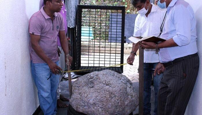 El cúmulo de zafiros más grande del mundo encontrado en Sri Lanka