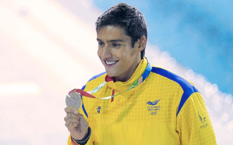Jorge Mario Murillo representará a Colombia en los Juegos Olímpicos de Tokio 2020.