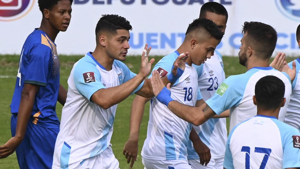 Selección de Guatemala. AFP.png