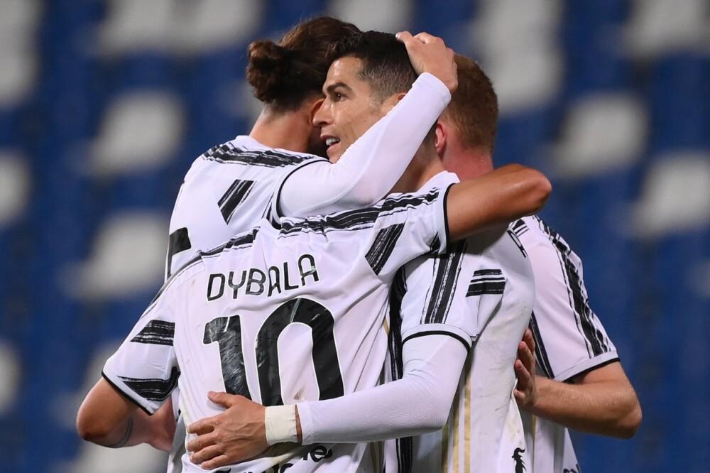 Juventus AFP.