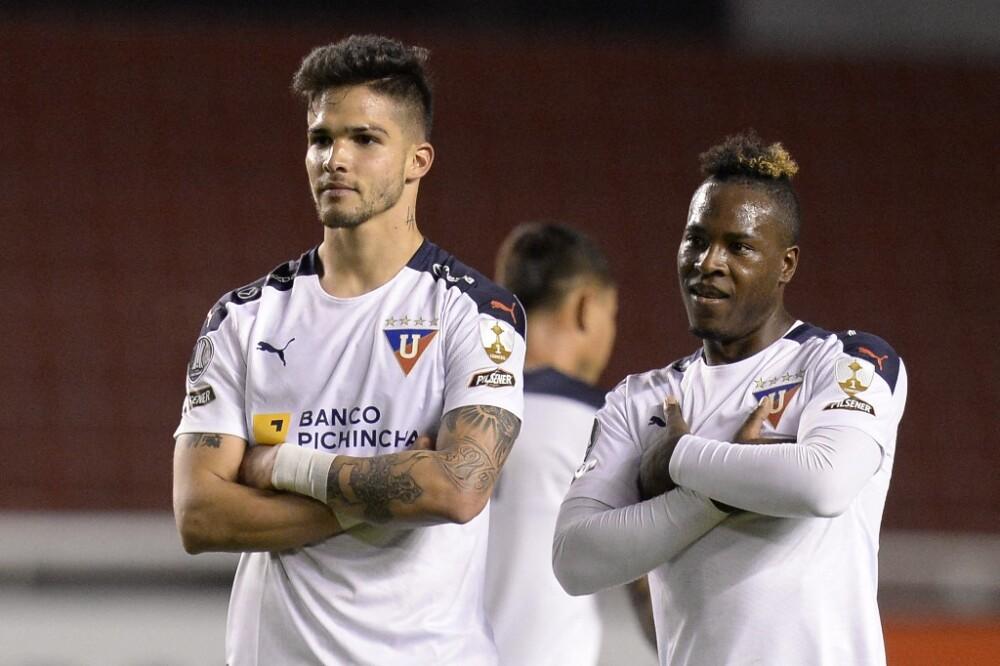 Jugadores Liga de Quito